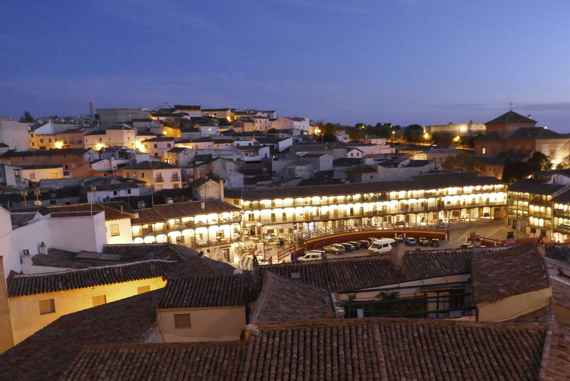 Chinchón is an authentic town with one of the most famous Plaza Mayor's in Spain, near by our B&B Los Mofletes.